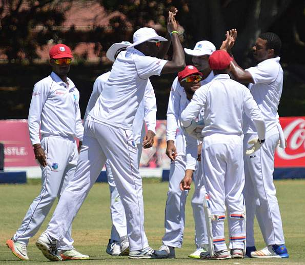 Dogged Zimbabwe earn first Test draw in 12 years